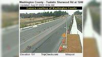 Sherwood: Washington County - Tualatin - Rd at th Ave - Recent