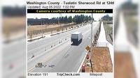 Sherwood: Washington County - Tualatin - Rd at th Ave - Overdag