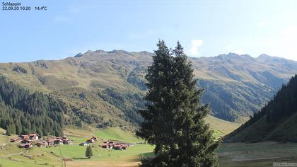 Klosters: Schlappin