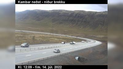 Daylight webcam view from Thorlakshofn: Selvogur