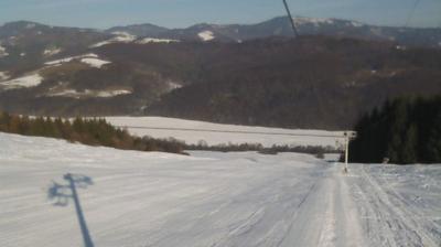Webcam Vyšná Slaná › North: Slovak Paradise National Park