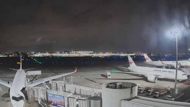 Webcam Tokyo International Airport: International Airport