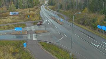 Webkamera Loviisa: Tie 170 Markkinamäki − Helsinkiin