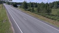 Kuusamo: Tie - Kuolio - Ouluun - Day time