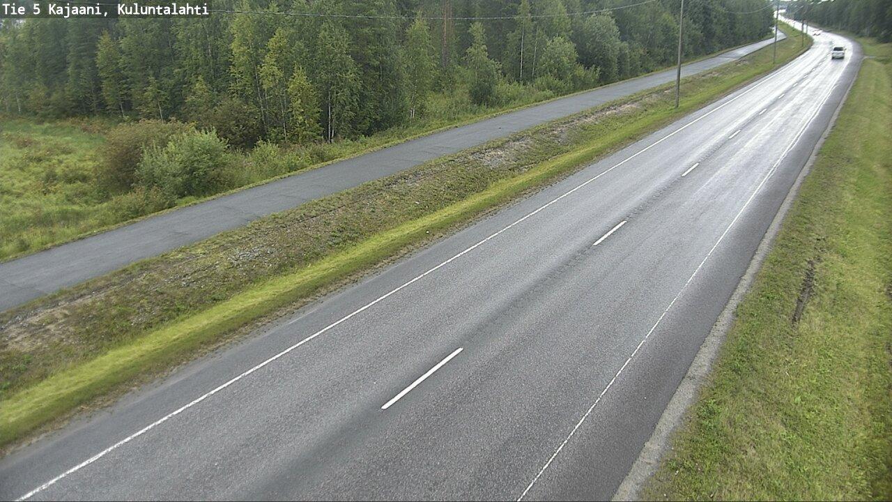 Webkamera Kajaani: Tie 5 − Loikkala