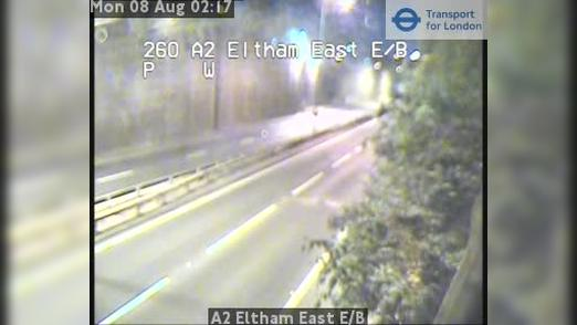 Webcam Bexley: A2 Eltham East E/B