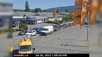 Duncan > East: , Hwy  in - at Trunk Rd, looking east - Overdag
