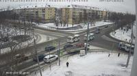 Kurgan: Ulitsa Dzerzhinskogo - Prospekt Mashinostroiteley - Overdag