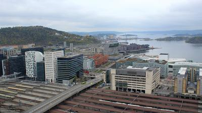 Oslo daglys Webcam bilder