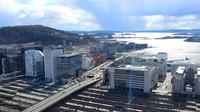Vaterland: Radisson Blu Plaza Hotel, Oslo - Day time