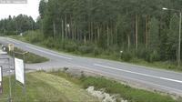 Juupajoki: Tie - Tie  Juupajoelle - Day time