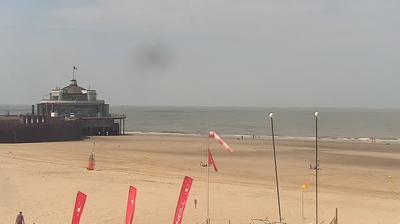 Blankenberge: O'Neill Beach Club - Strand Blankenberge pier