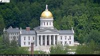 Montpelier: State Capitol Building, One National Life Drive - Day time