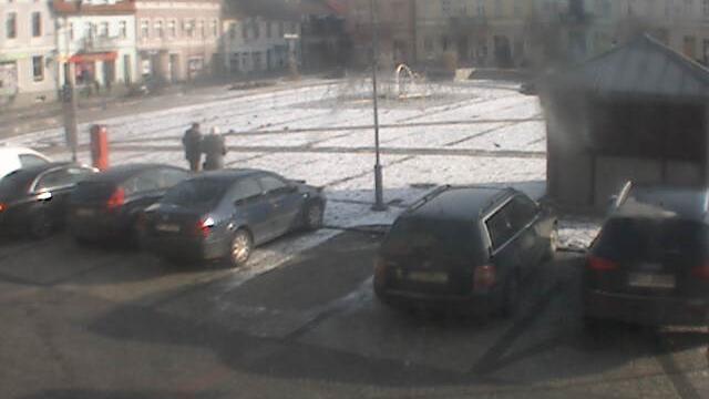 Webcam Czarnków: pl. Wolnosci