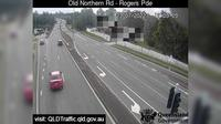 Brisbane City: Everton Park - Old Northern Road - Rogers Parade (North) - Dia