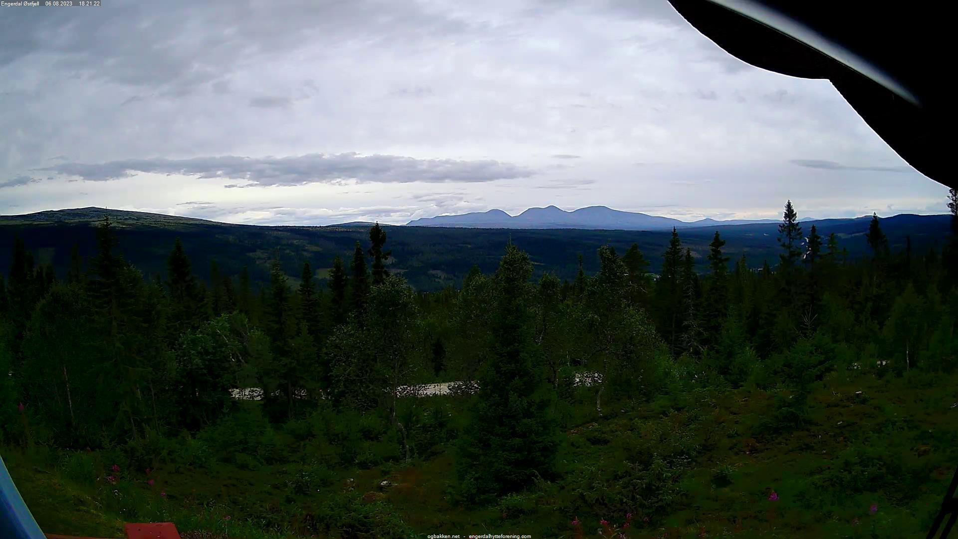 Webcam Engerdal: Østfjell