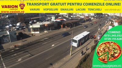 Vue webcam de jour à partir de Bacău: Bacau