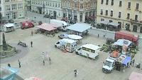 Annaberg-Buchholz: Marktplatz - Dia