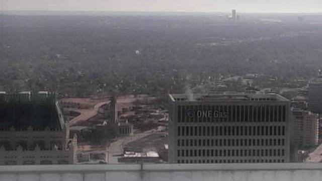 Webkamera Tulsa: Sky View 3