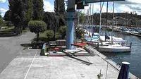 Unteruhldingen: Sportboothafen Unteruhldingen - Day time