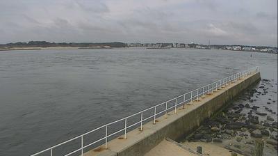 Webcam Beesleys Point: Ocean City Maryland Inlet