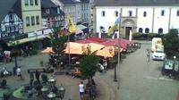 Boppard: Markt Square - El día