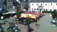 Boppard: Markt Square - Overdag