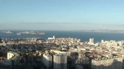 Webcam Marseille 07: Marseille-Vue en direct