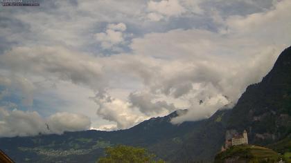 Balzers: Liechtenstein: Blickrichtung Nord
