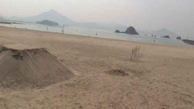 Webkamera Wada: 若狭和田海水浴場