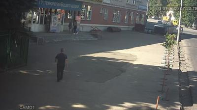 Webcam Penza › West: ulitsa Baydukova