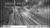 Spokane > North: SR  at MP .: Charles Road () - Actuales