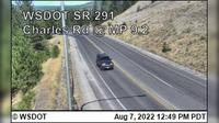 Spokane > North: SR  at MP .: Charles Road () - El día