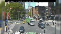 New York: Worth Street @ Bowery - Overdag