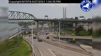 Buffalo › South: I- South of the Peace Bridge - Day time