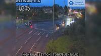 Little London: HIGH ROAD LEYTONSTONE/BUSH ROAD - Current