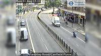 London: Finchley Road/Canfield Place - El día