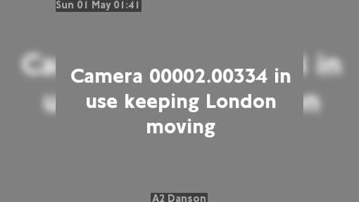Webcam Bexley: A2 Danson