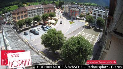 Thumbnail of Glarus webcam at 6:09, Sep 17