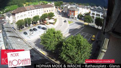 Glarus › Süd-Ost: Rathausplatz