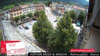 Glarus › South-East: Rathausplatz - Overdag