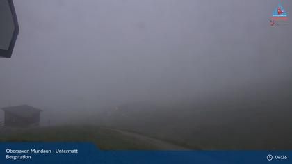 Obersaxen Affeier: Obersaxen Mundaun - Untermatt Bergstation