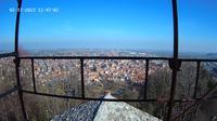 Borgo San Dalmazzo: Italia: Vista dal Santuario di Monserrato - Overdag