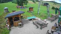 Dolni Morava › North: Skiareál Větrný vrch - ski Dolní Morava - El día