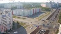Chelyabinsk › South-East: Ulitsa Skul'ptora Golovnitskogo - Beyvelya St - Prospekt Pobedy - Krasnoznamennaya St - Current