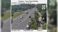 Eugene: Ferry Street Bridge - El día