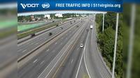 Virginia Beach: I- - MM - WB - AT NEWTOWN ROAD - Current