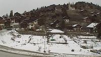Vercorin: Village - Val d'Anniviers - Day time