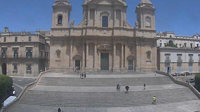 Webcam Noto, Cattedrale - Diocesi di Noto