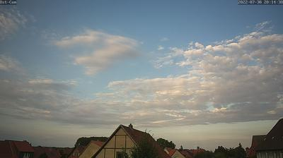 Thumbnail of Veckenstedt webcam at 5:03, Sep 17